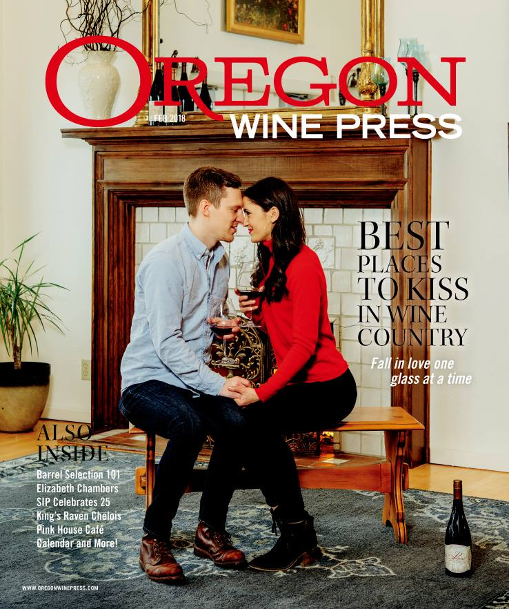 Oregon Wine Press ECC - Cellar Ridge
